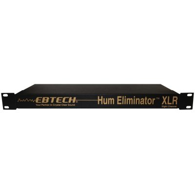 Morley Hum Eliminator Rack XLR